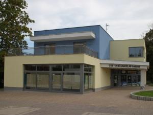 Datour-sídlo cestovní kanceláře