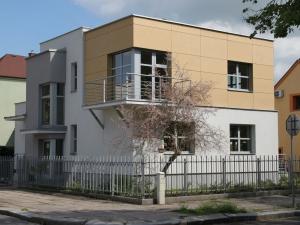 Sídlo firmy Pardubice Dukla