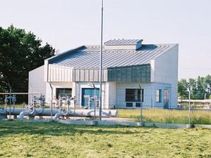 Regulační stanice plynu