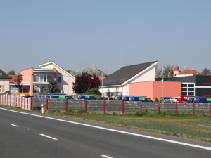 Topcentrum - přístavba